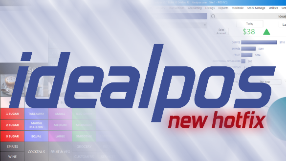 Idealpos 7.1 Build 9 r.1