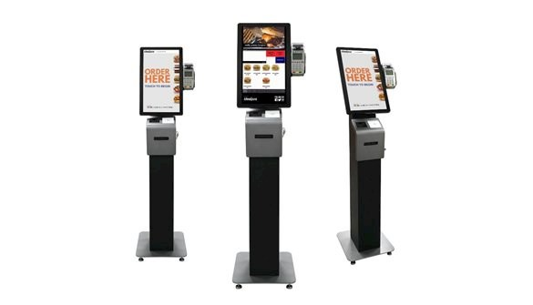 Idealpos Alfred Self-Serve Kiosk