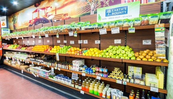 Fruit & Vegetable Shops