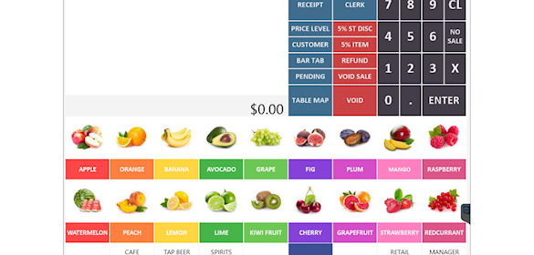 Product Images on Buttons