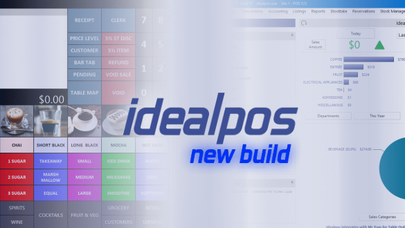 Idealpos 7.1 Build 11