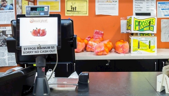 Customer Display