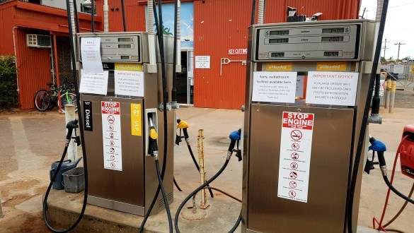 Fuel Consoles and Idealpos